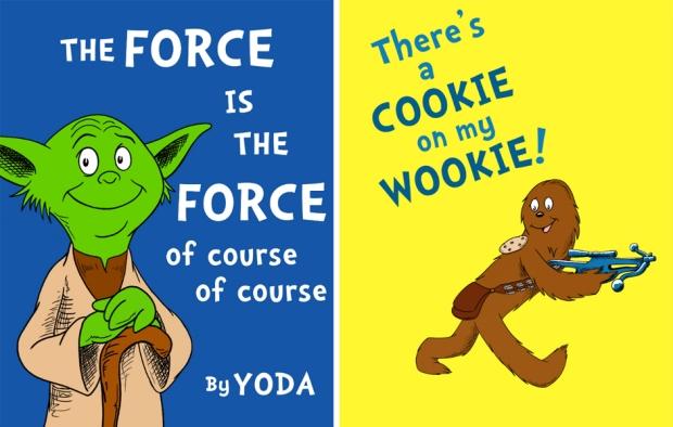 ThinkGeek - Google+ - If Dr. Seuss created Star Wars. (Not new, but still…