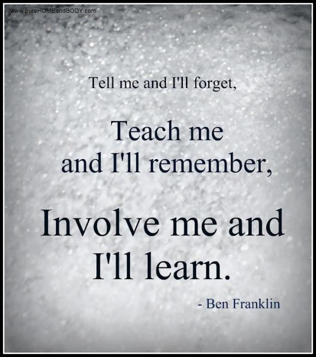 Benjamin Franklin - Google+